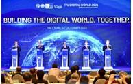 Le Premier ministre partage cinq priorités de la coopération dans le monde numérique
