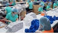 Le Vietnam exporte plus de 320 millions de masques médicaux