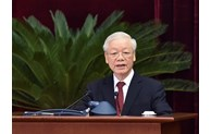 Ouverture du 4e Plénum du Comité central du Parti du 13e mandat