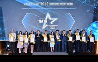 La VINASA honore les meilleures entreprises vietnamiennes des TIC en 2021