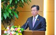 Le Vietnam participe à la réunion parlementaire préalable à la COP26 en Italie