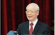 Le Comité central du Parti clôt son 4e Plénum à Hanoi