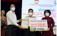 Des dizaines de milliards de dongs collectés en faveur des pauvres à Ho Chi Minh-Ville