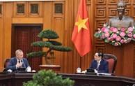 Promouvoir le transfert de technologies de la production de vaccins entre le Vietnam et le Royaume-Uni
