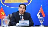 Renforcement de la coopération Vietnam-Serbie