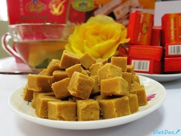 越南海阳民间特产——绿豆糕