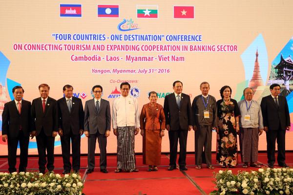 促进柬老缅越四国间的旅游合作