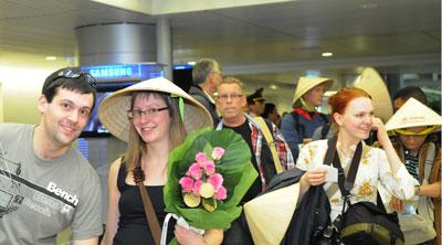 越南富有拓展北美游客来源市场的良机