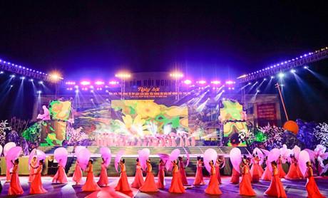 西北地区各民族文化体育和旅游节在老街省举行