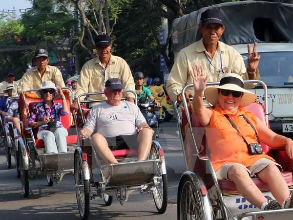 前九个月河内接待国际游客量同比增长25%