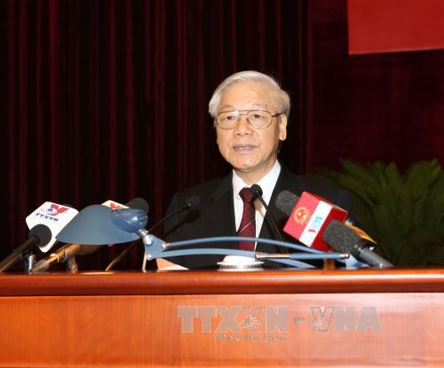 越共中央理论委员会成立20周年纪念大会在河内举行