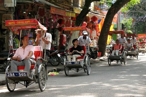 越南跻身中国游客最喜爱的10个旅游目的地之列