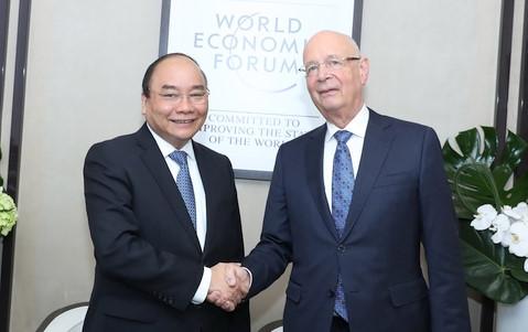 越南成为与WEF签署公私合作协议的首个国家
