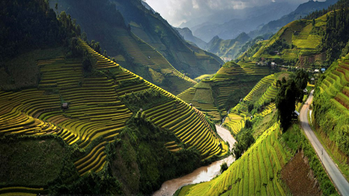 越南跻身2017年最值得一去的十大旅游目的地名单