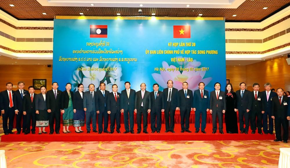 越老政府间联合委员会第39次会议在河内召开