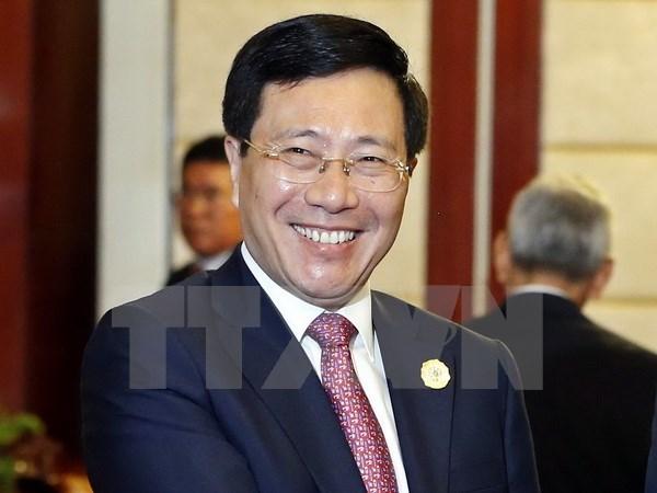 越南代表团在东盟外长非正式会议上提出切实可行的建议