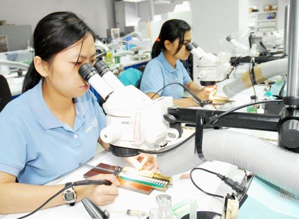 2017年前两个月越南吸引外资总额同比增长21.5%