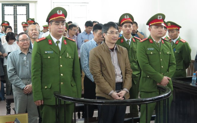 前 Vinashinlines总经理陈文廉及其同伙江金达被判处死刑
