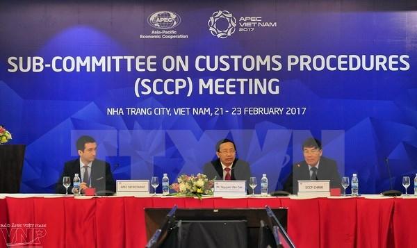 2017年APEC第一次高官会进入第五天