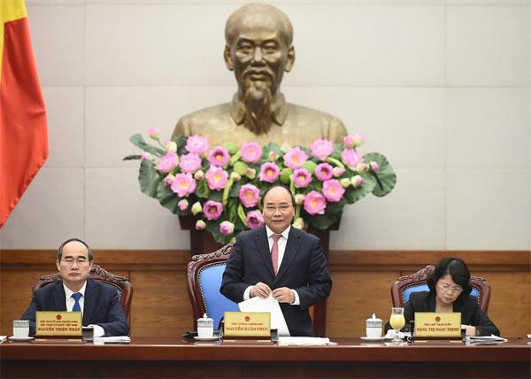 政府总理阮春福主持召开中央竞赛奖励委员会会议