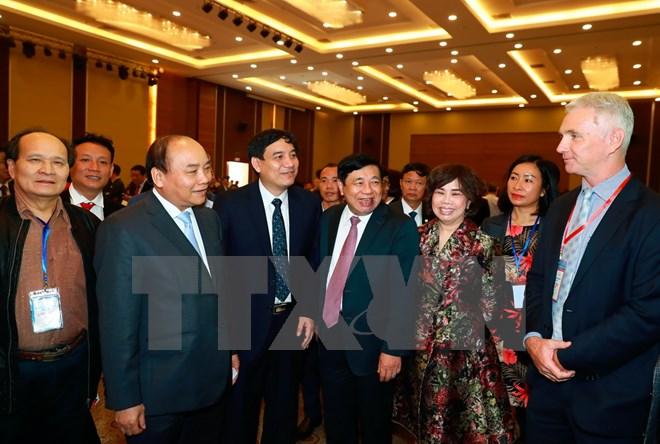 阮春福总理:投资商应制定在义安省的长期、有效投资战略