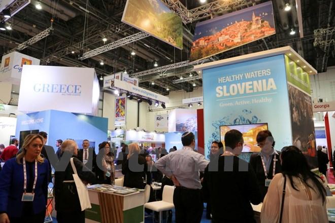 越南参加在以色列举办的第23届年度国际旅游展