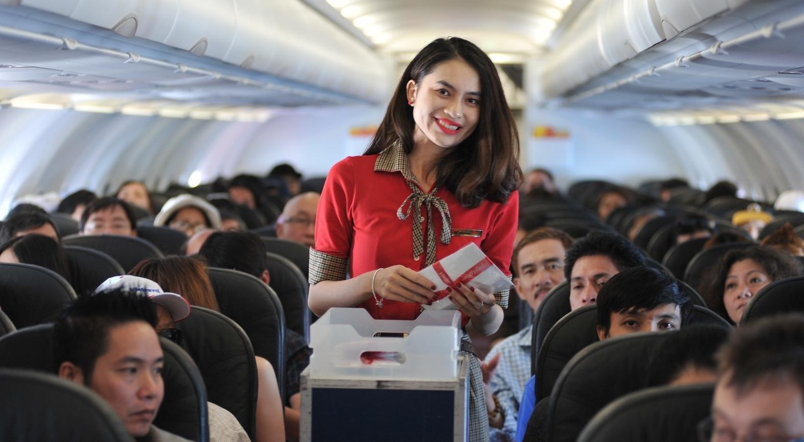 越捷航空公司开通越南岘港至韩国首尔航线