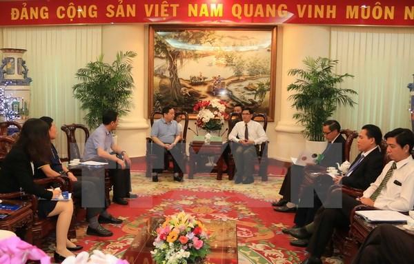 中国江苏省企业探求同奈省投资商机