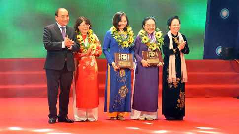 5个女科学家荣获2016年Kovalevskaia奖