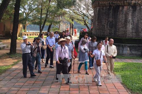 日本是越南顺化市第八大旅游客源市场