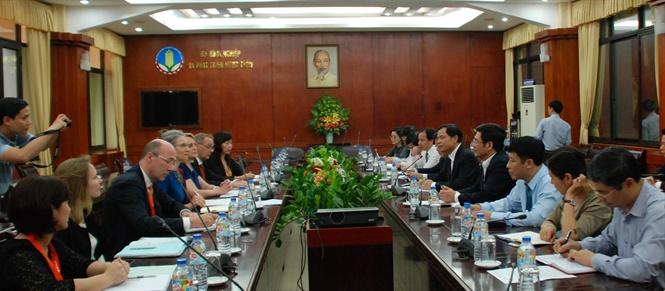 越南与荷兰深化农业合作