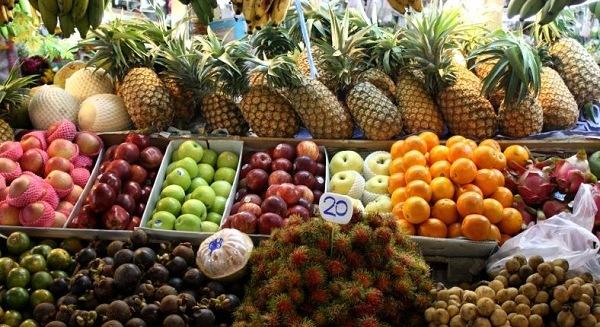 越南-中国水果进出口海运航线开通