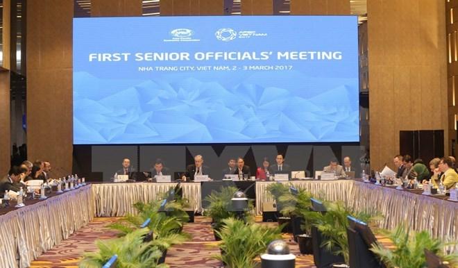 APEC SOM 1:继续关注区域经济一体化