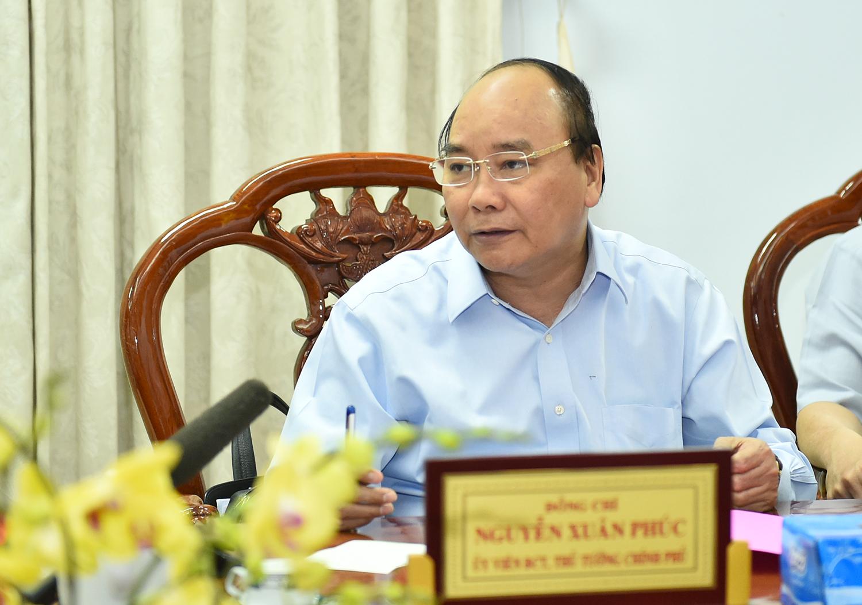阮春福总理:安江省应注重提高出口粮食的质量与附加值