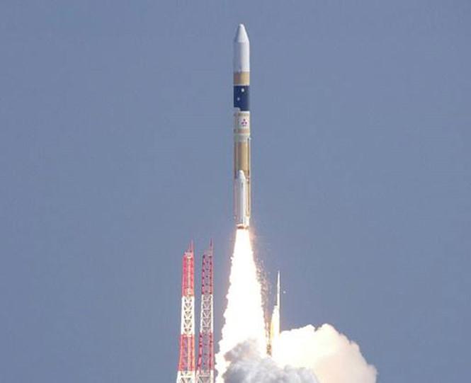 日本成功发射一颗情报收集卫星