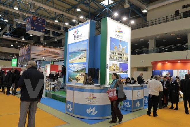 越南参加第24届莫斯科国际旅游博览会