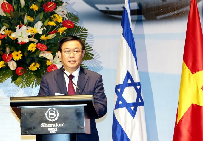 越南和以色列合作潜力仍有待挖掘