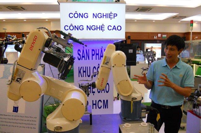 高科技区出口额有望占胡志明市出口总额的三分之一
