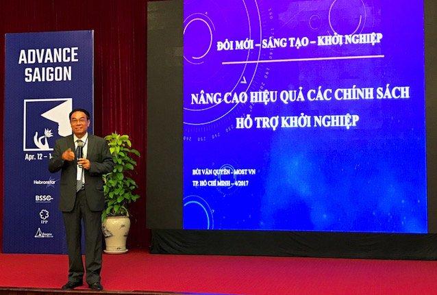胡志明市:打造协助创业的力量