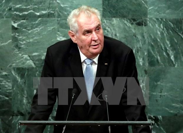 捷克总统确定议会选举日期
