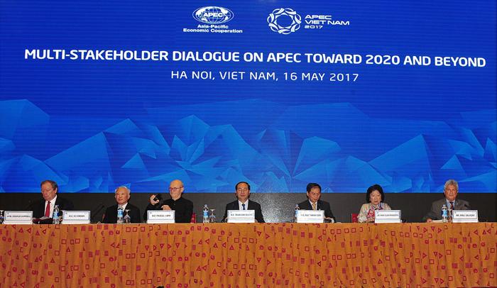 陈大光主席:APEC需把人民和企业放在发展过程中的核心位置