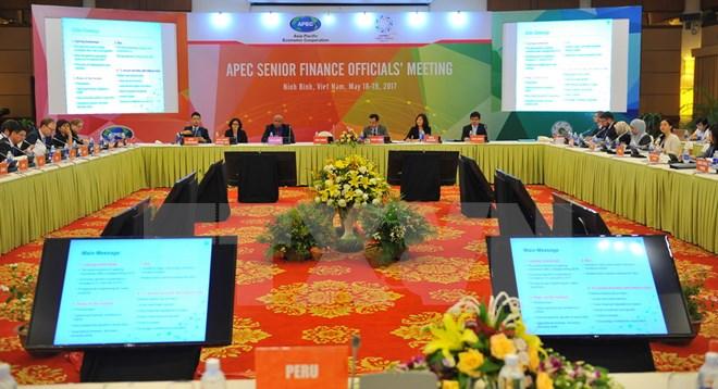 2017 APEC财政高官会在宁平省开幕