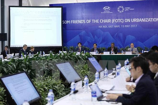 越南2017年APEC第二次高官会召开