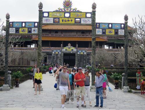 2017年前五个月越南承天顺化省接待游客量达近150万人次