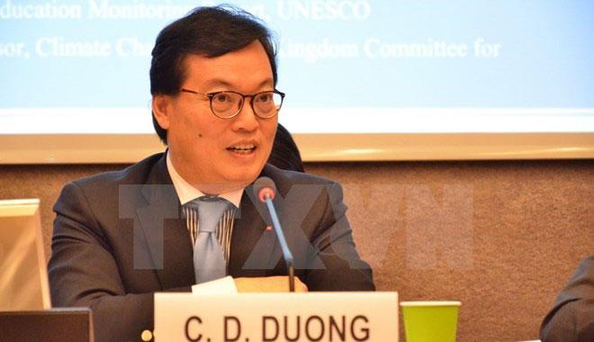 越南与各国互相分享关于建立预警与搜救系统的经验