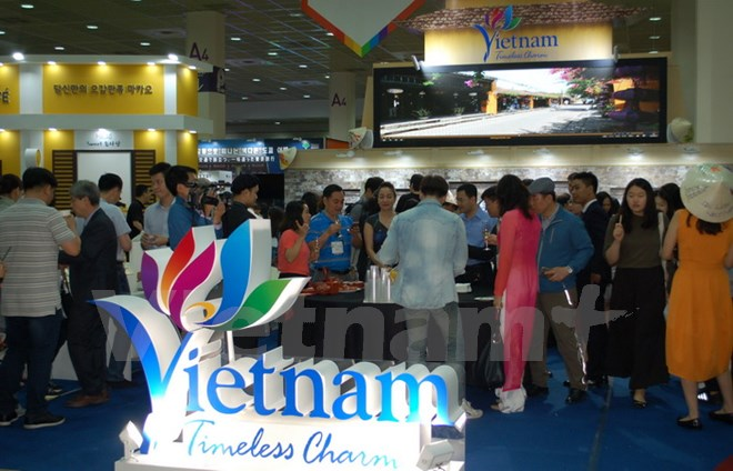 越南在韩国加大旅游推广力度