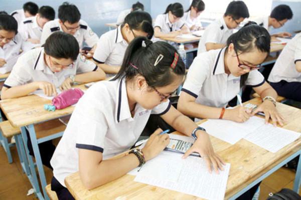 2017年越南高中会考和高考国家统一考试:全国共设2364个考点