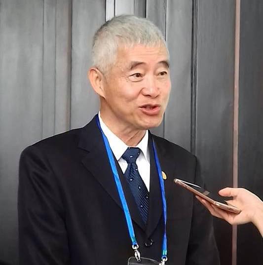 APEC 2017: 对中国台湾代表有关可持续旅游进行采访