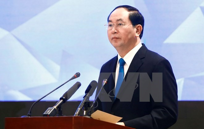 陈大光主席:2017APEC年须打上越南烙印