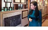 """""""广南—会安,朱版与木板的历史里程碑—世界资料遗产""""资料展正式开展"""